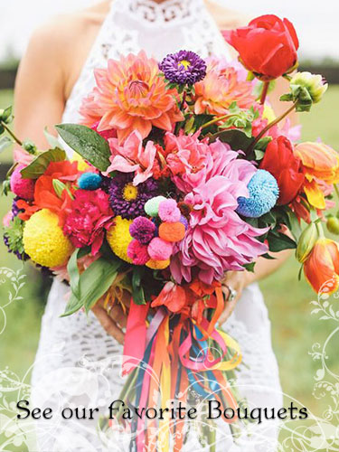 See Our Favorite Bouquets